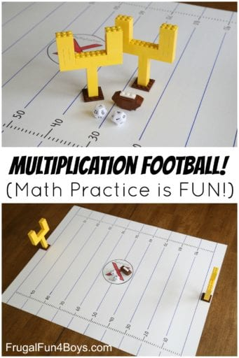 Helping learn multiplication facts