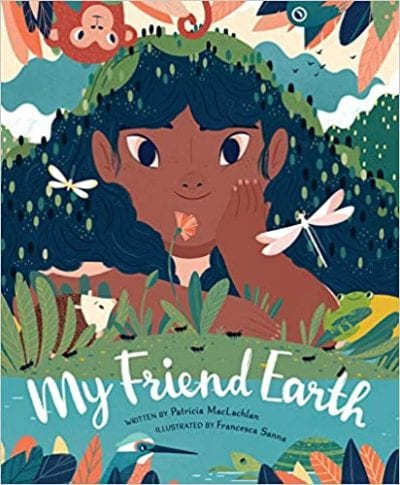 Book cover for My Friend Earth