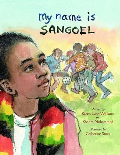 My Name is Sangoel<
