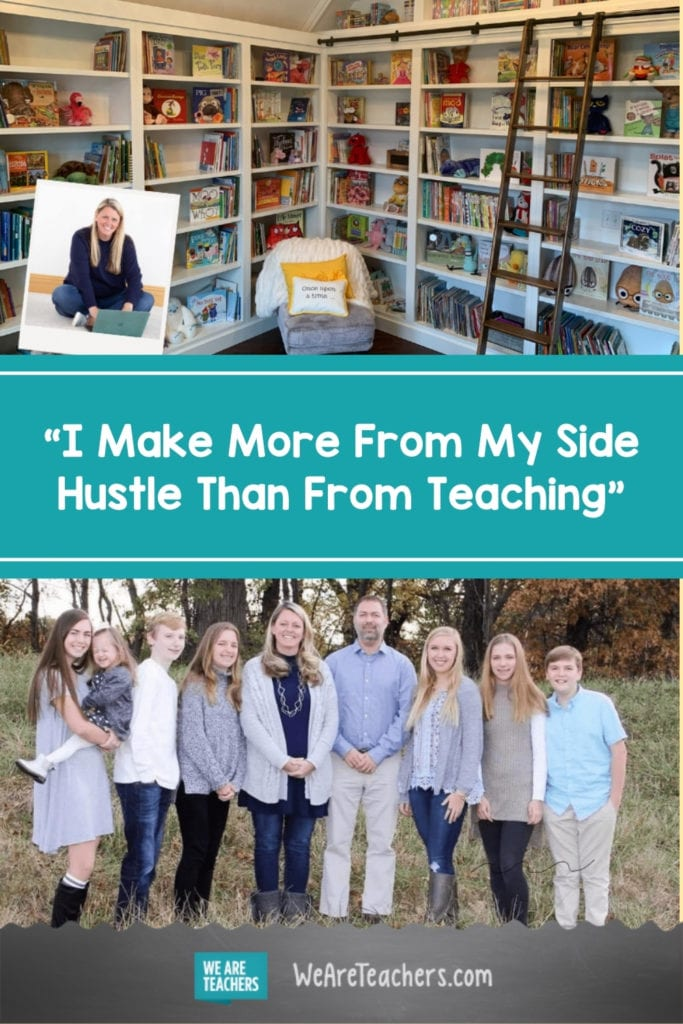 """""""I Make More From My Side Hustle Than From Teaching"""""""