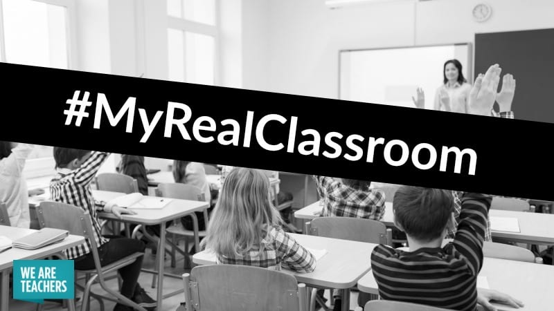 #MyRealClassroom Shows What Modern Classrooms Actually Look Like