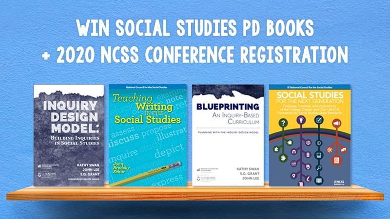 Social Studies PD Books