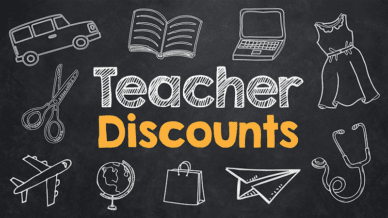Teacher Discounts