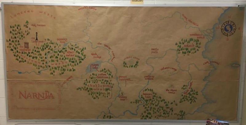 Narnia Bulletin