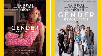 transgender covers