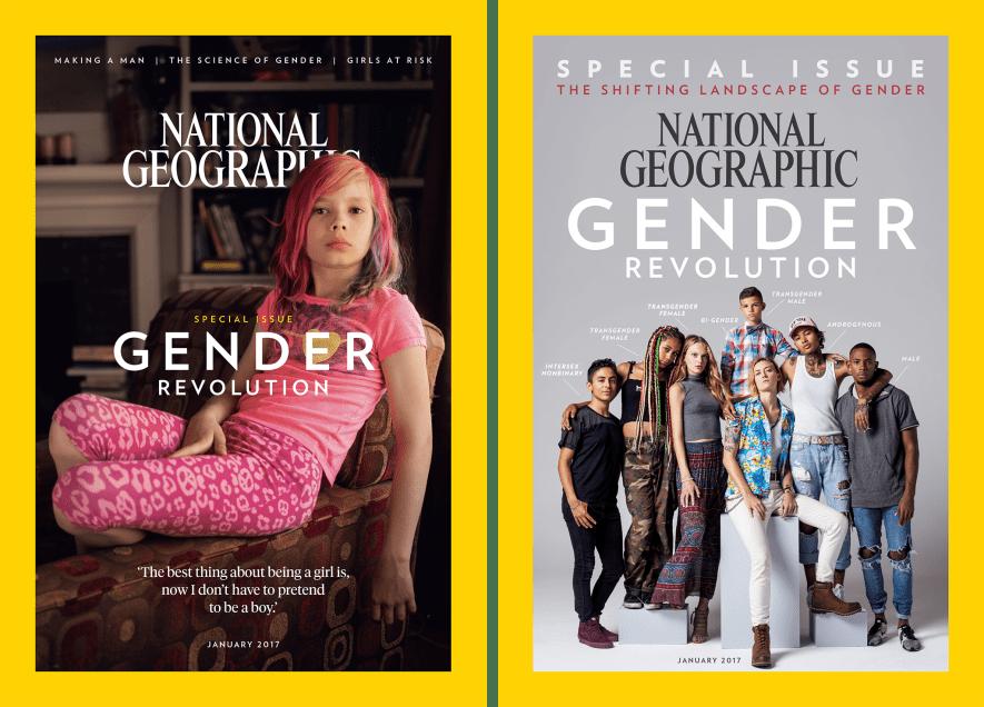 transgender covers