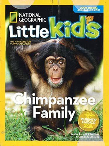 National Geographic Little Kids Book