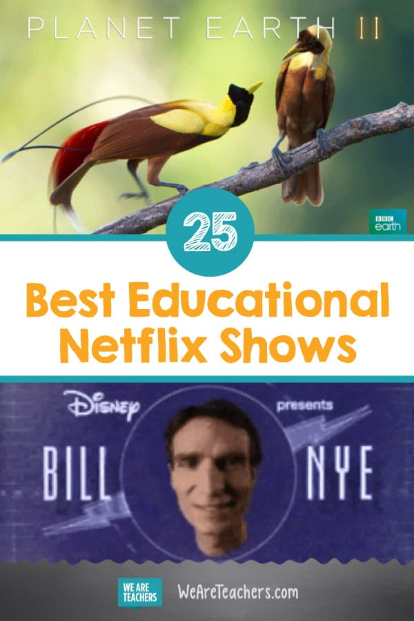 25 of Our Favorite Educational Netflix Shows