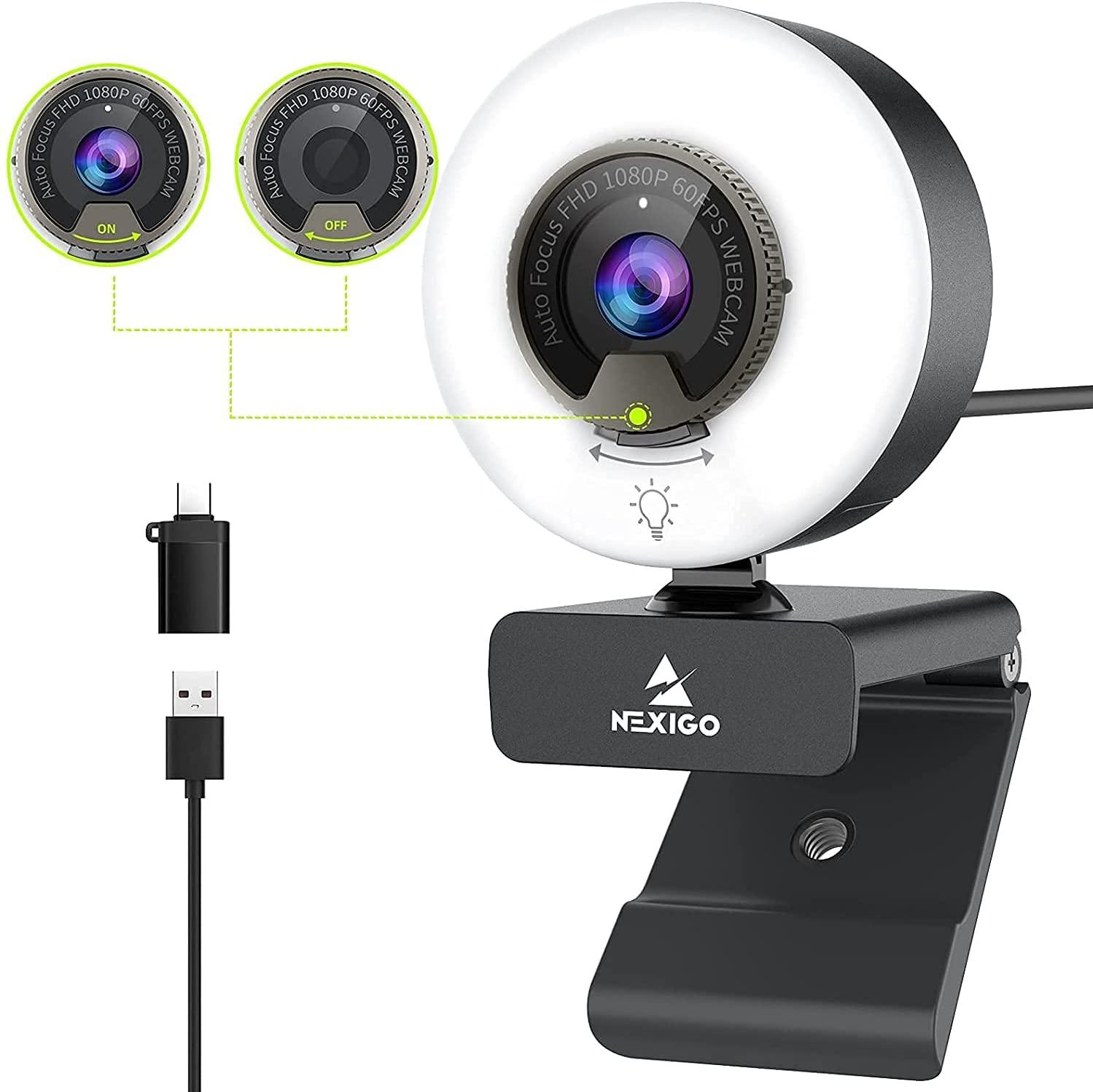 NexiGo 960E Webcam