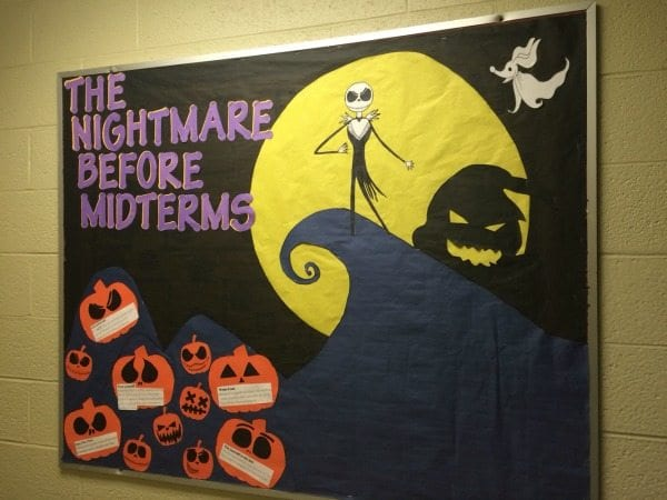 Nightmare Bulletin Board
