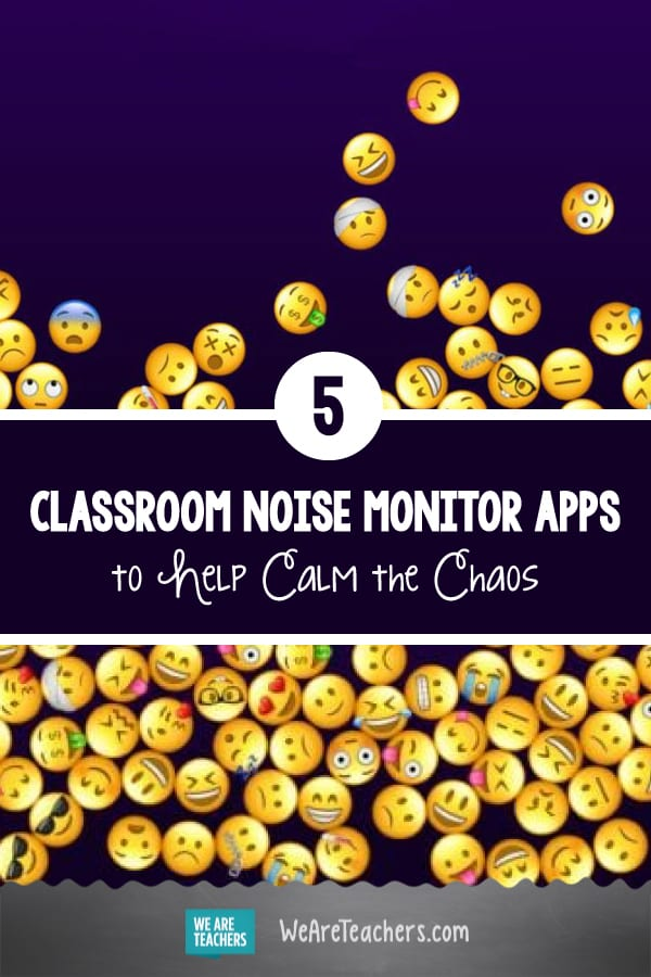 5 Classroom Noise Monitor Apps to Help Calm the Chaos