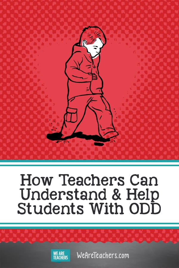 How Teachers Can Understand and Help Students With ODD (Oppositional Defiant Disorder)
