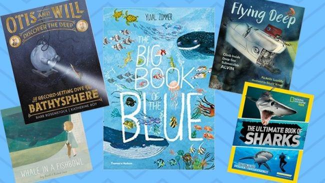Ocean Activities Books