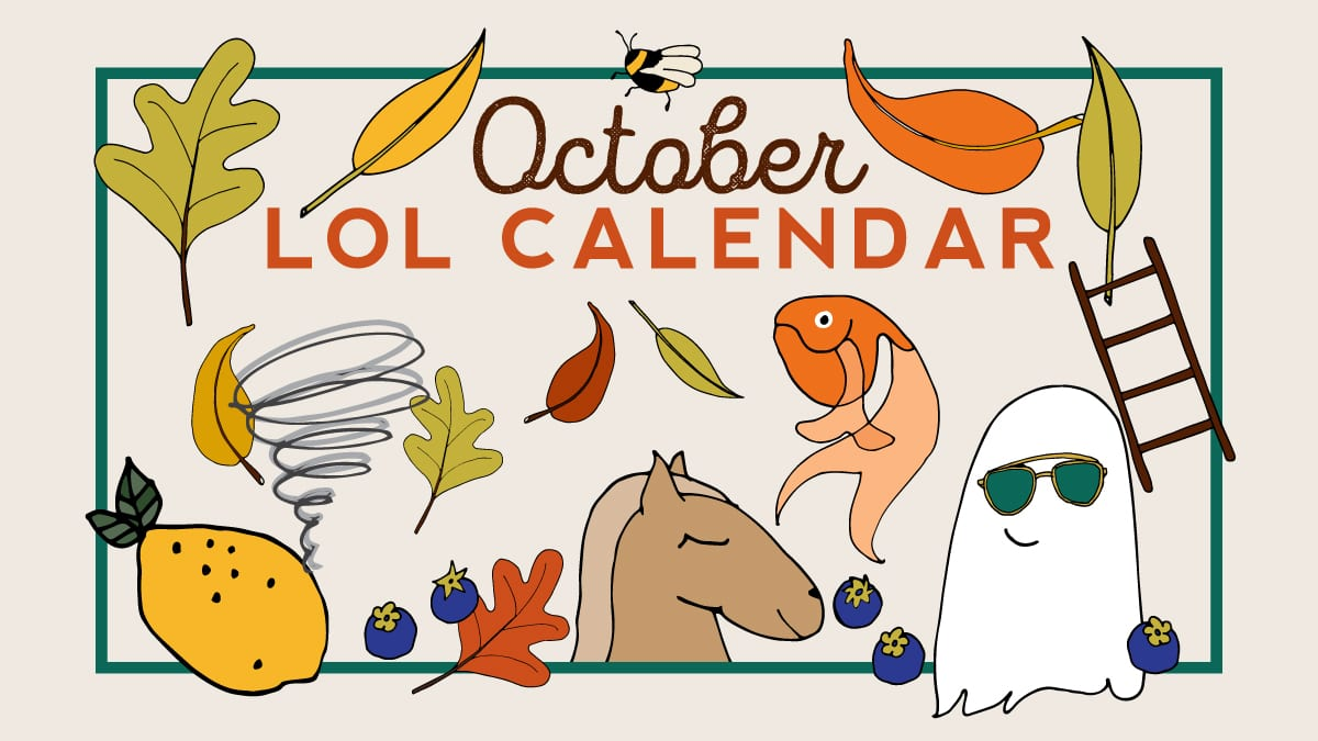 Free Classroom Jokes Calendar