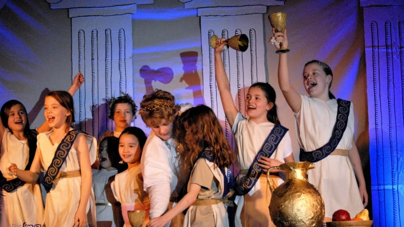 Student Musical Lessons The Odyssey