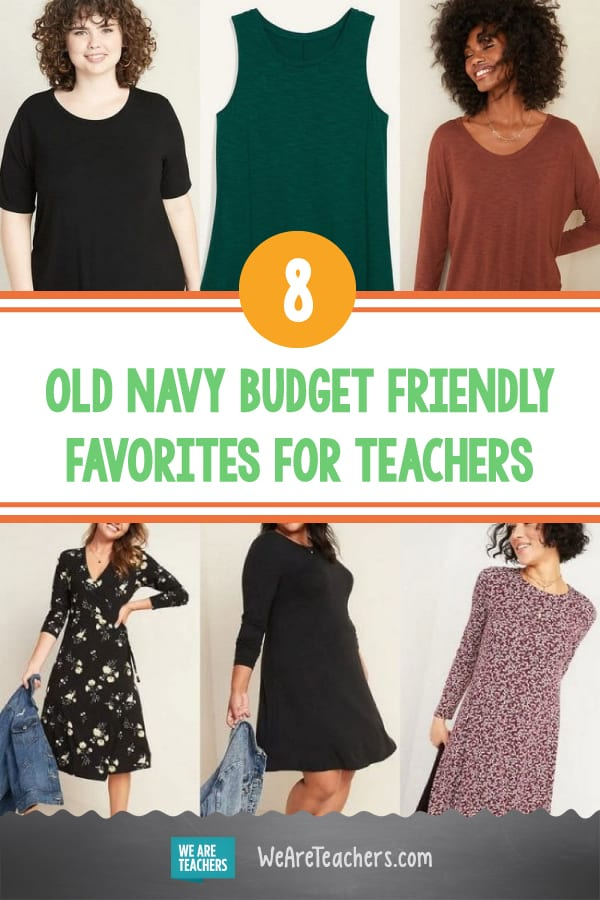 Pixie Pants and 7 More Old Navy Teacher Favorites For A Budget-Friendly Wardrobe