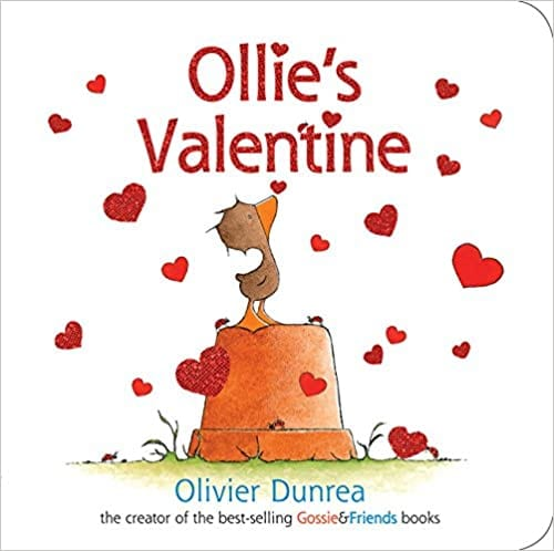 Ollie's Valentine book cover