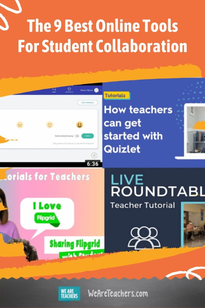 The 9 Best Online Tools For Student Collaboration