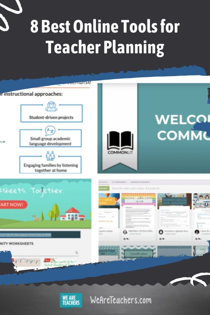 The 8 Best Online Tools for Teacher Planning
