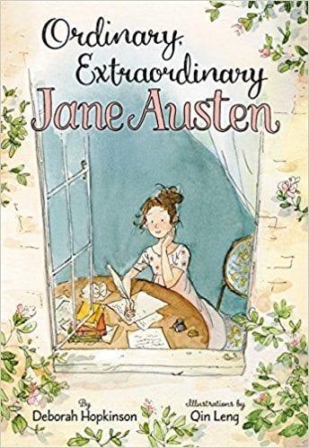 Ordinary, Extraordinary Jane Austen book cover.