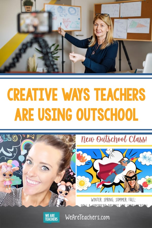 Creative Ways Teachers Are Using Outschool