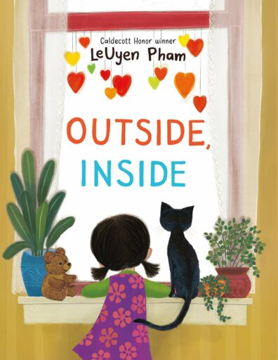 Picture books about the pandemic or another event