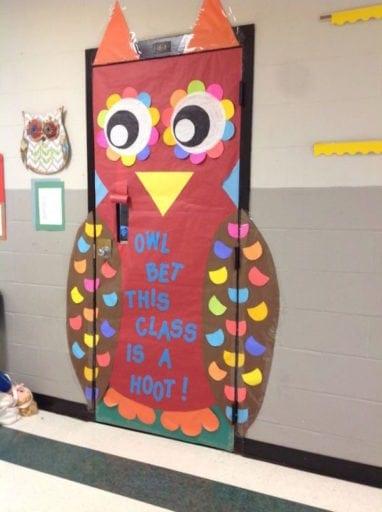 owl-themed classroom ideas