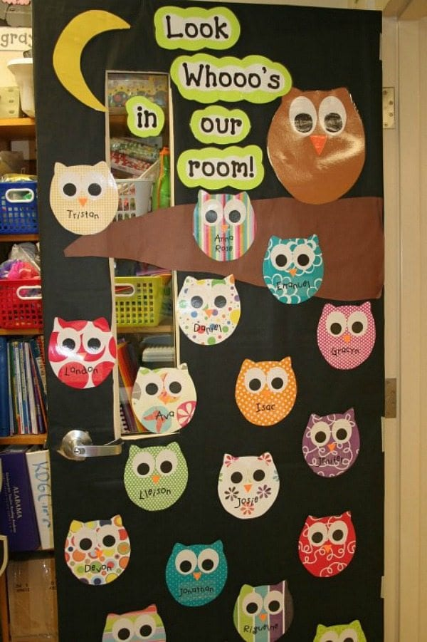 Owls Bulletin Board
