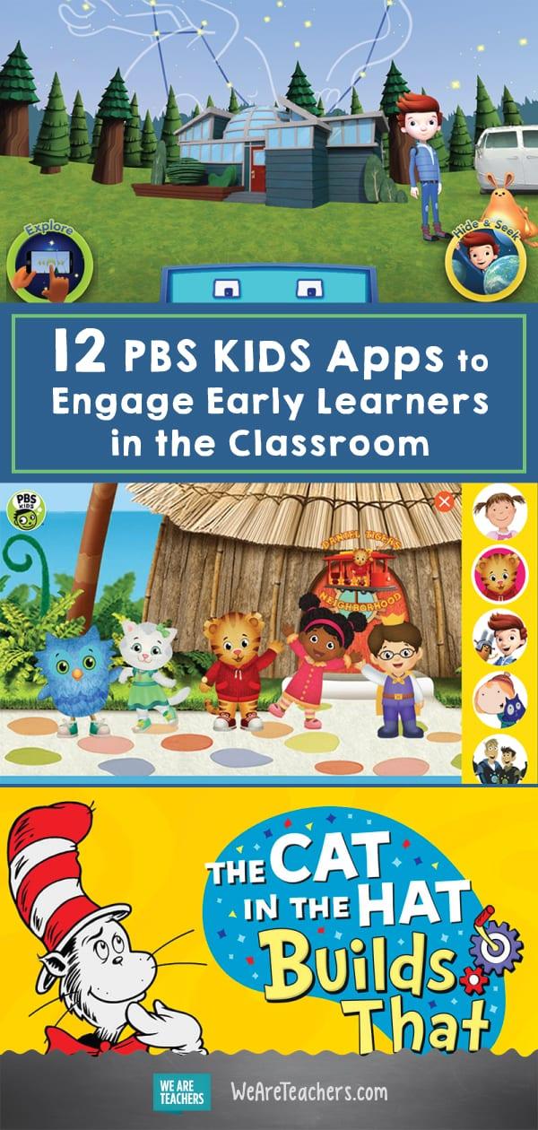 Best PBS KIDS Apps for the Classroom - WeAreTeachers