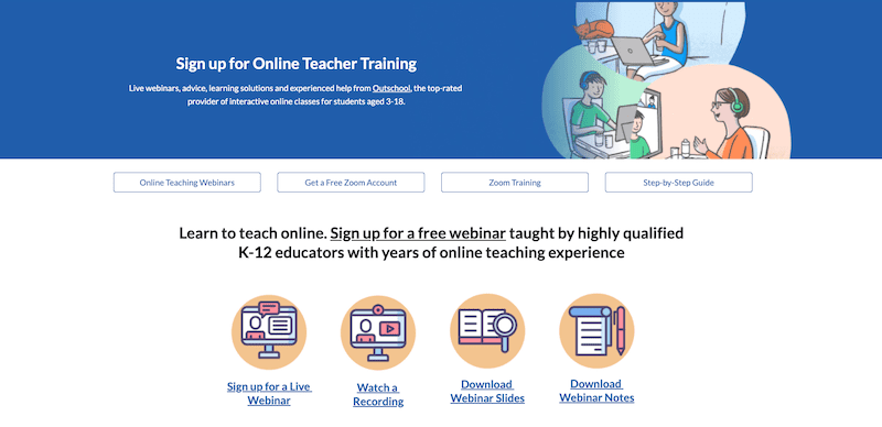 350 Online Learning Resources For Teachers And Parents