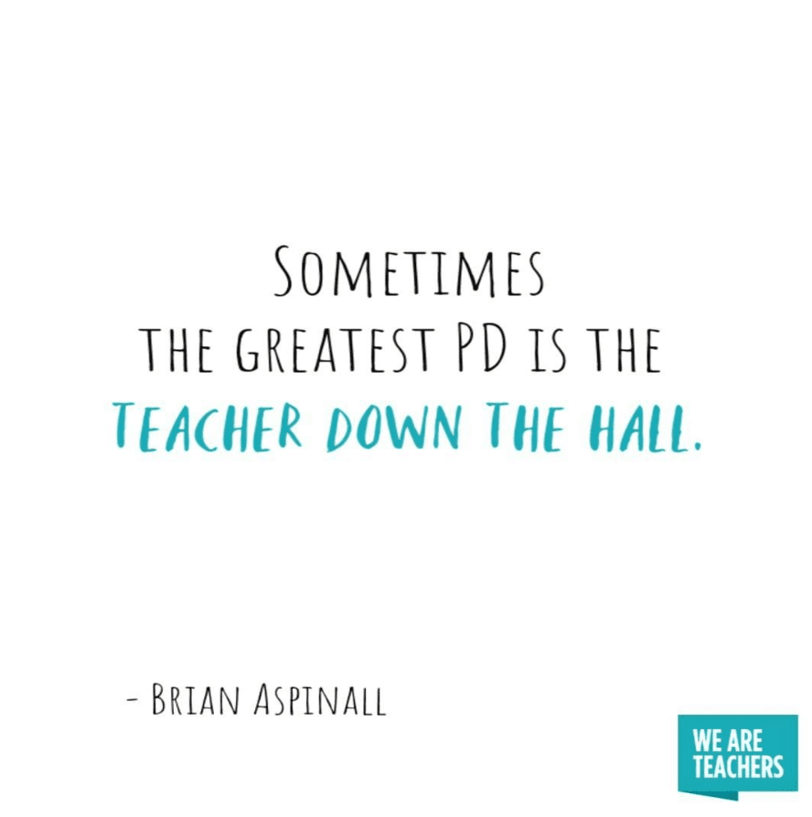 55 Of The Best Inspirational Teacher Quotes Weareteachers