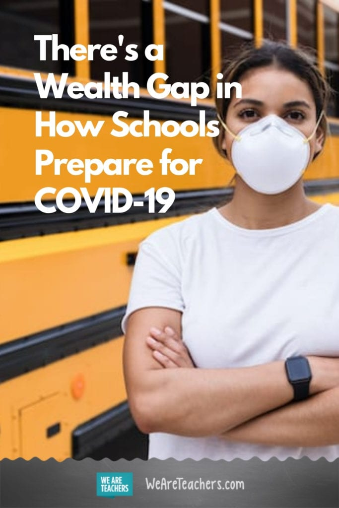 PPE Is Going to Be Disparate Across Schools, and We Need to Be Honest About That