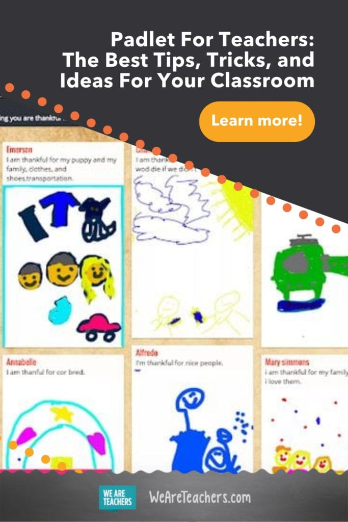 Padlet For Teachers: The Best Tips, Tricks, and Ideas For Your Classroom