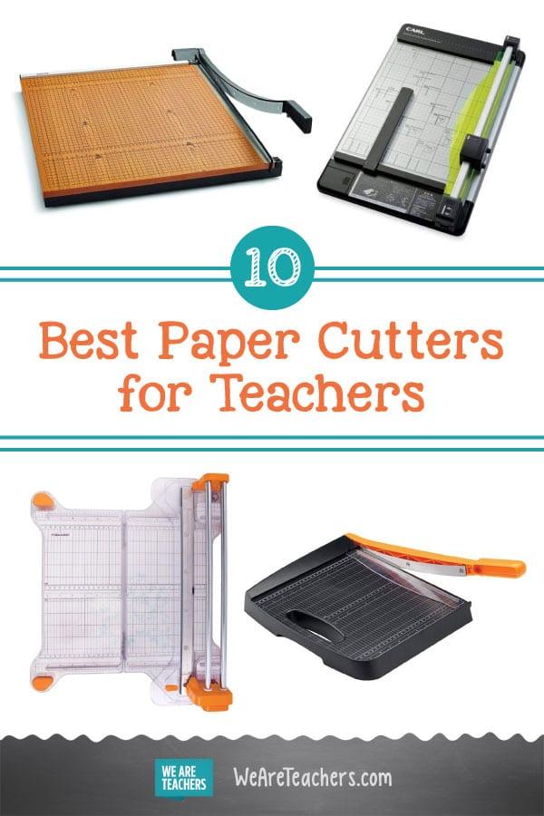 Top 10 Best Paper Cutters for Teachers