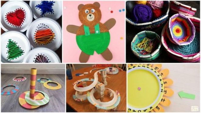 Paper Plate Activities WeAreTeachers