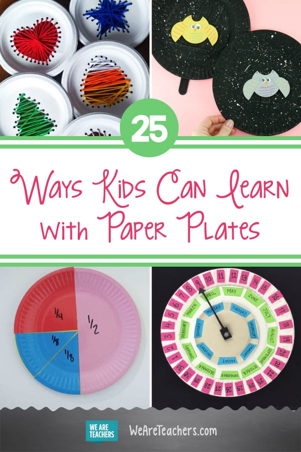 25 Smart Ways to Use Paper Plates for Learning, Crafts, and Fun