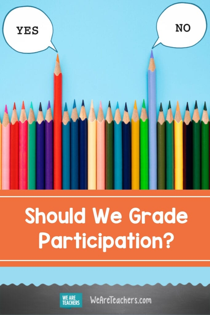 Should We Grade Participation?
