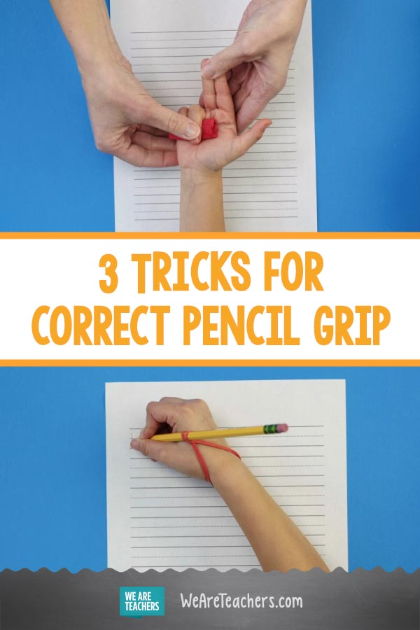 Do Your Students Need Help With Pencil Grip?