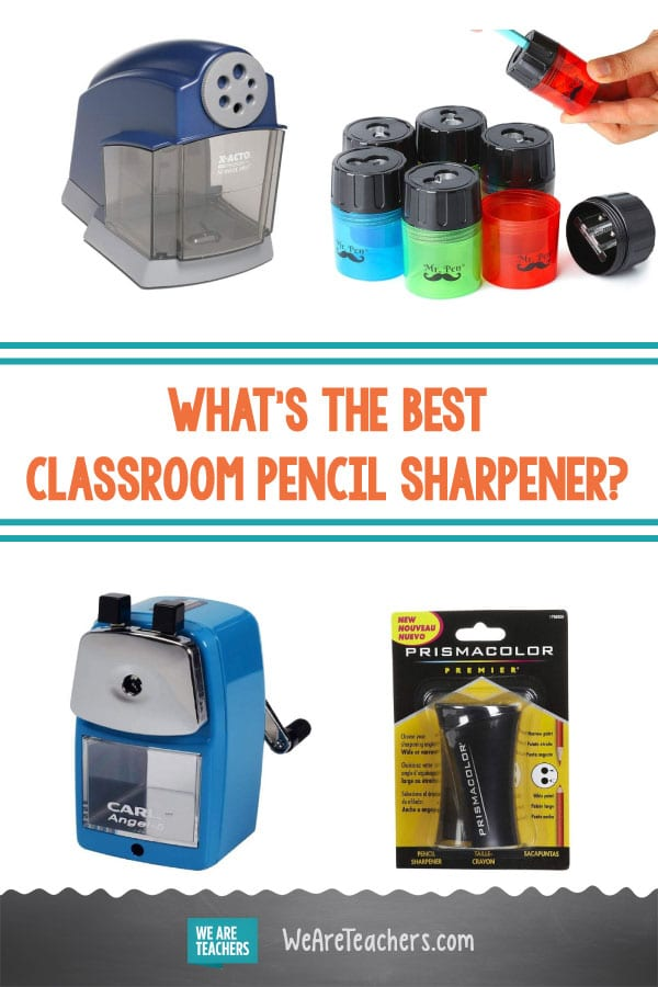 The Ultimate Classroom Pencil Sharpener Showdown
