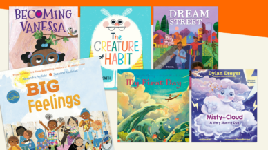6 Top books for back to school for the classroom.