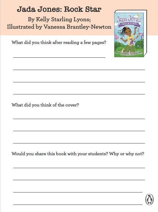 Book tasting questions at the end of the chapter sample