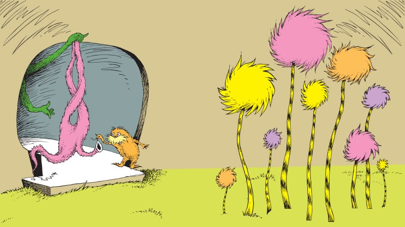 Free Lorax Teaching Guide