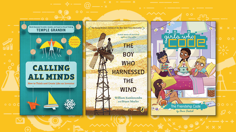 Penguin Young Readers STEM Books