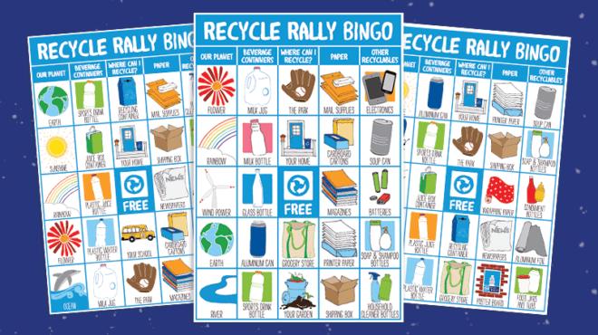 Recycling_Classroom_Bingo