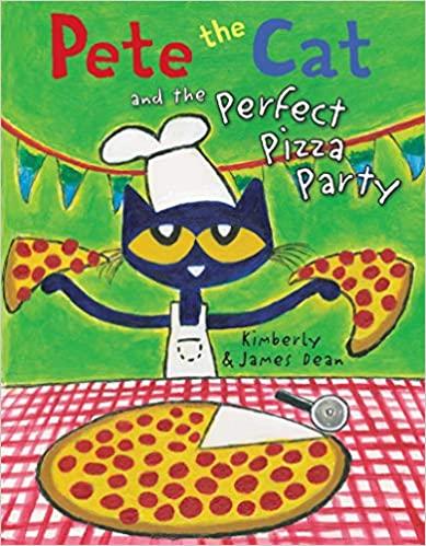 Pete the Cat Book