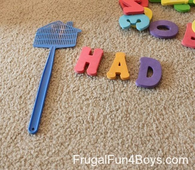 Phonics Activities Frugal Fun 4 Boys