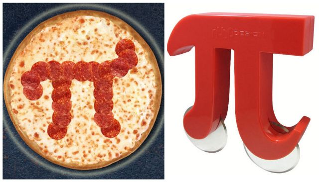 Pi Day Pizza