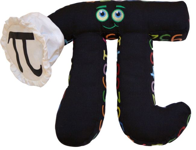 Pi Day Plush Amazon