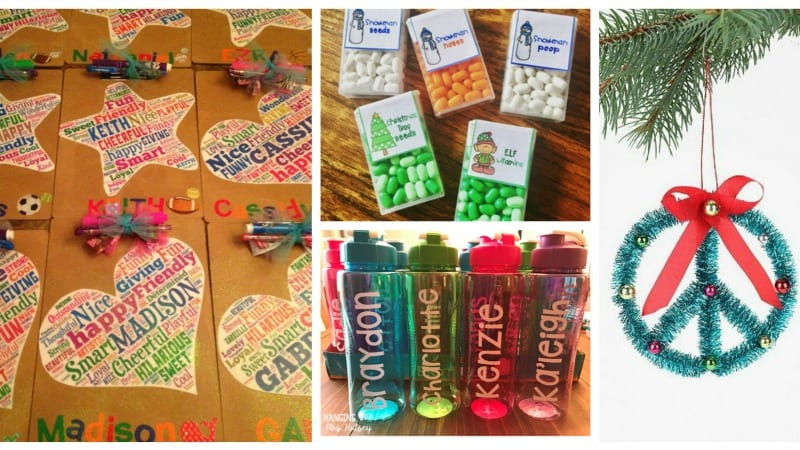 Cheap Christmas Crafts For The Classroom