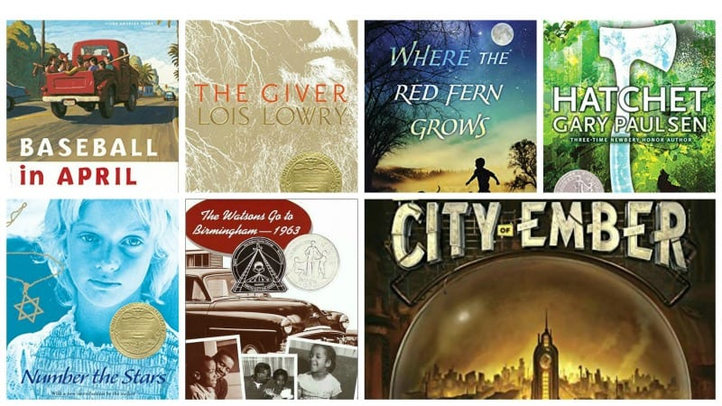 Best 5th Grade Books for the Classroom & Beyond - WeAreTeachers
